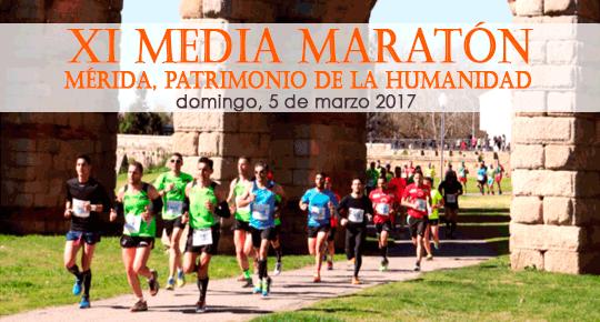 XI Media Maratón