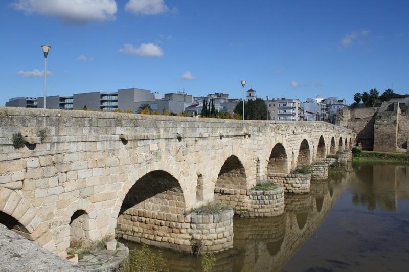 Puente Romano, nov. 2012