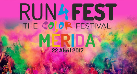 Run4Fest (La carrera del color)