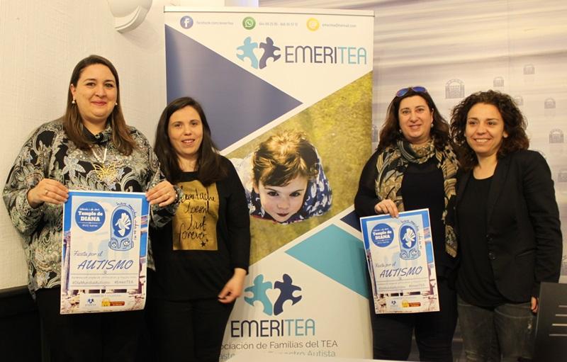 Se presenta la Asociación Emeritea para niños con Trastorno de Espectro Autista