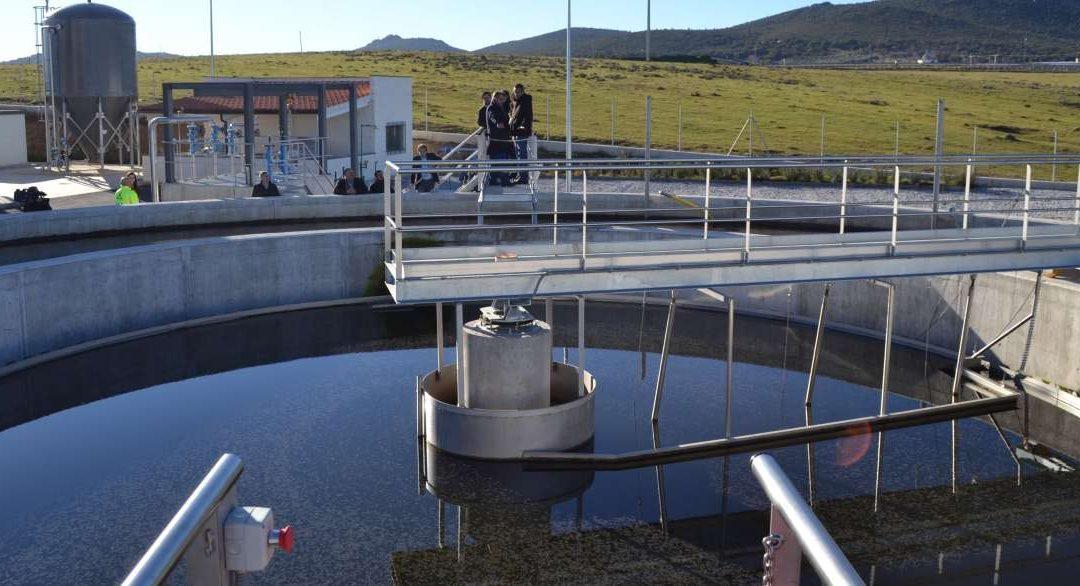 Jornada de puertas abiertas en la depuradora, para conocer la importancia de los sistemas de saneamiento