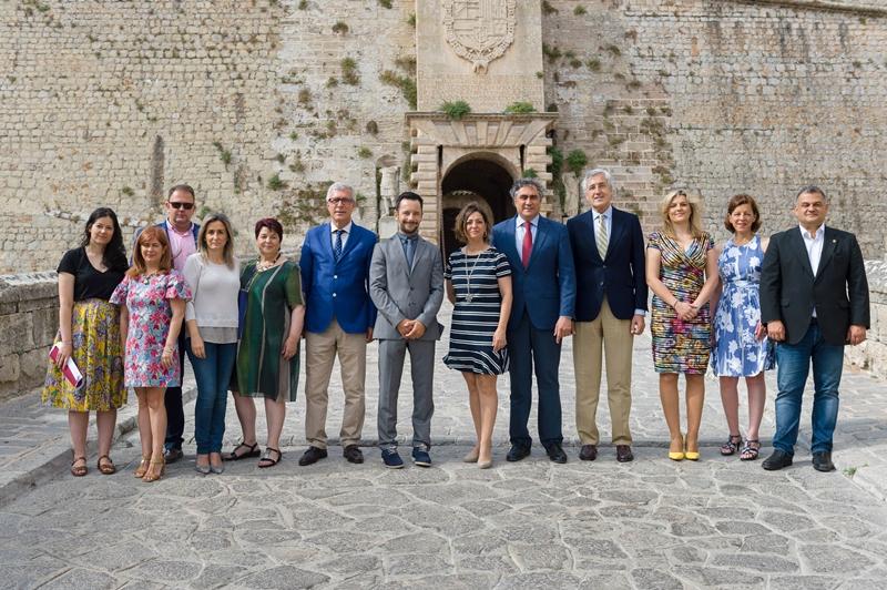 Las Ciudades Patrimonio aprueban el plan estratégico 2017-2019