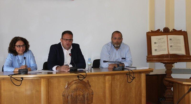 Aprobada la Estrategia Desarrollo Urbano Sostenible, con un importe de 12.5 millones de euros
