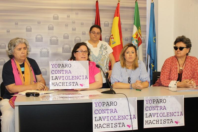 """El Consejo Municipal de las Mujeres lanza la campaña """"Yo también paro contra la violencia machista"""""""