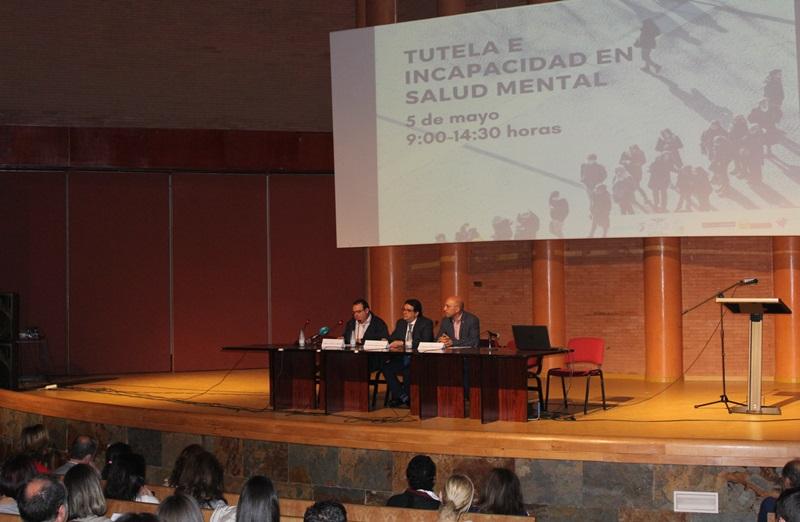 El Centro Cultural Alcazaba acoge una jornada sobre tutela e incapacidad en salud mental