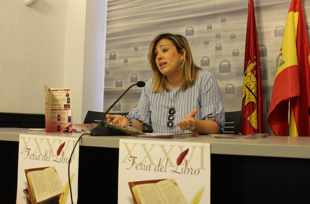 La Feria del Libro de Mérida se inaugurará el próximo 31 de mayo en el Parque López de Ayala