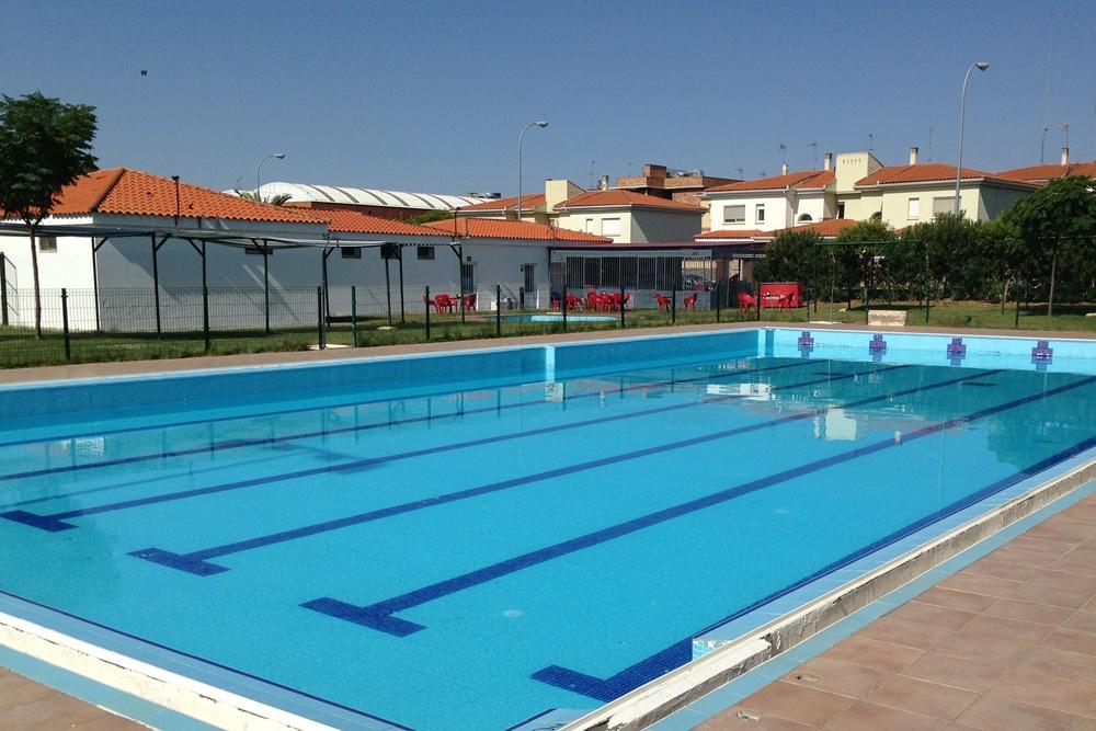 M rida el pr ximo viernes se abrir n las piscinas for Piscinas municipales madrid 2017