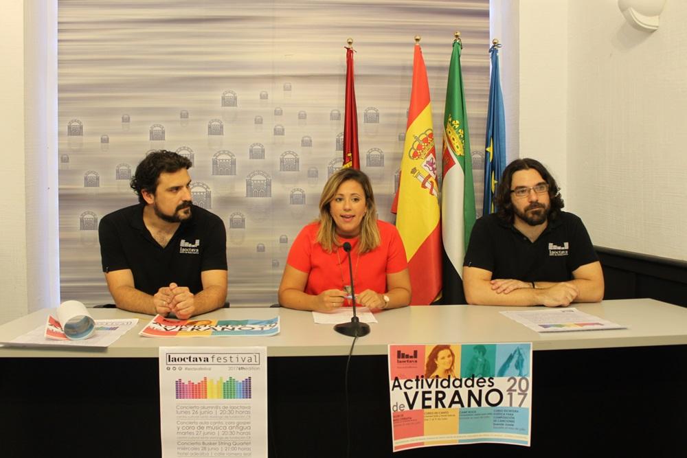 La próxima semana se celebra la sexta edición de La Octava Festival
