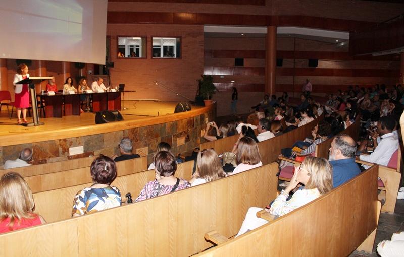 Unos 300 participantes de ocho países europeos asisten al seminario MUPYME, mujer y empresa