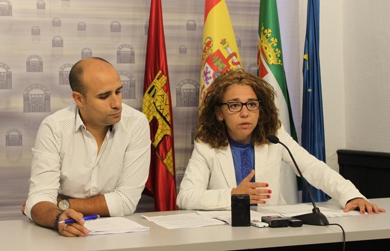 "Mérida recibe 739.696 euros para el proyecto de garantía juvenil ""Capacita_Mérida"""