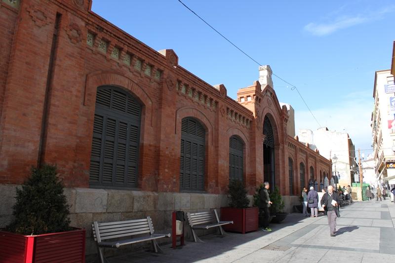 Mercado de Calatrava
