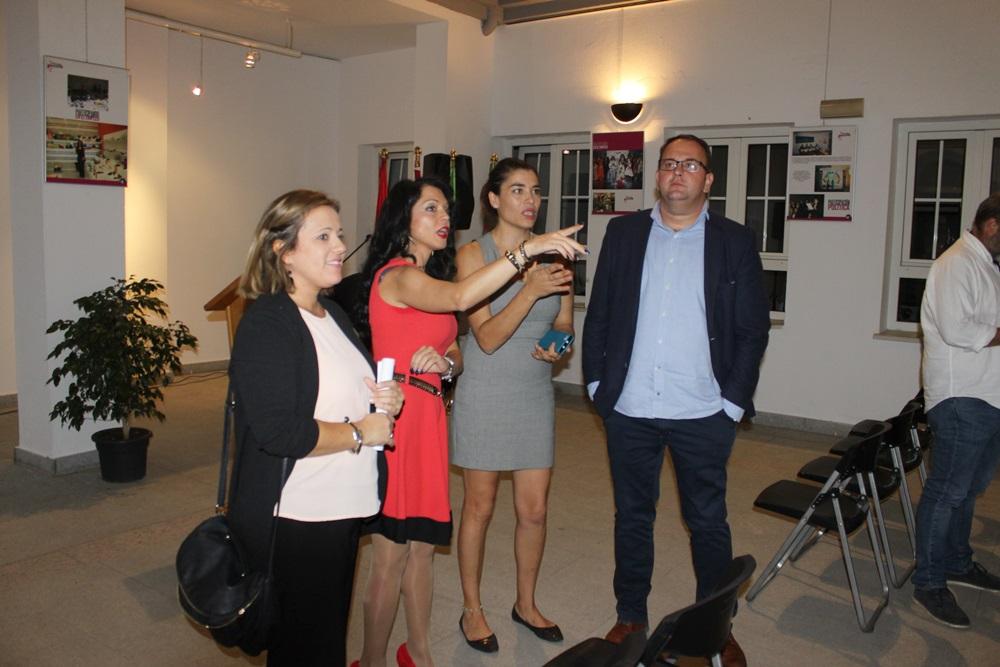 ALCALDE INAUGURA EXPO FERIA GITNOS