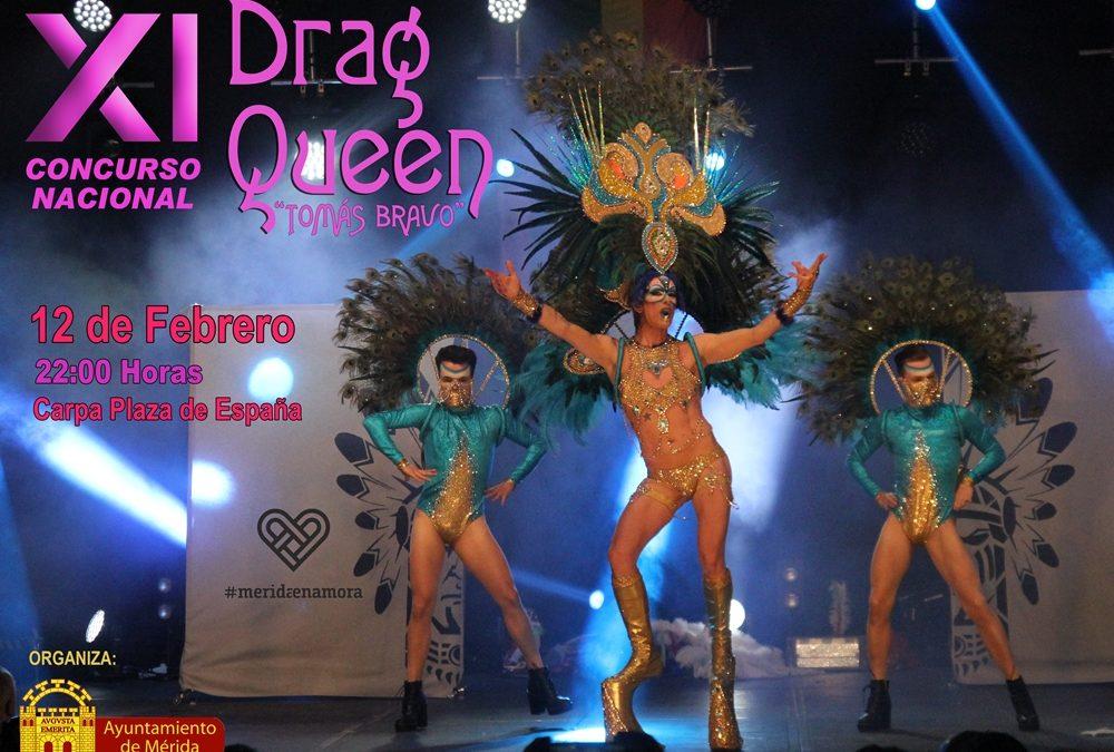 El concurso Drag Queen valorará el show de la drag más que el espectáculo completo y aumenta los premios un 36%