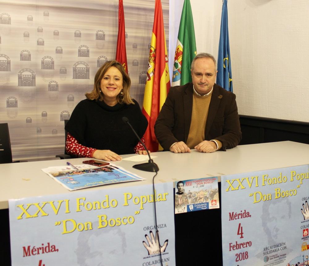 PRESENTACIÓN FONDO DON BOSCO