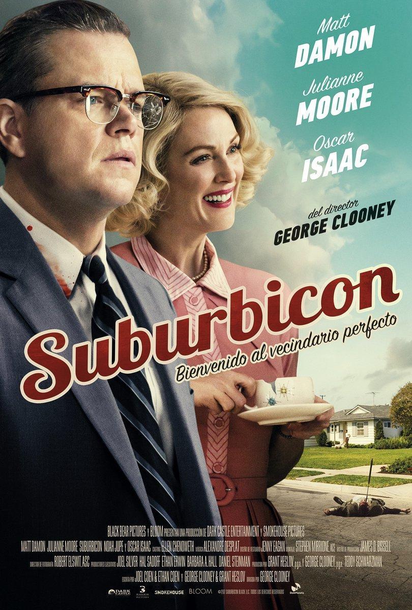 Suburbicon-cartel
