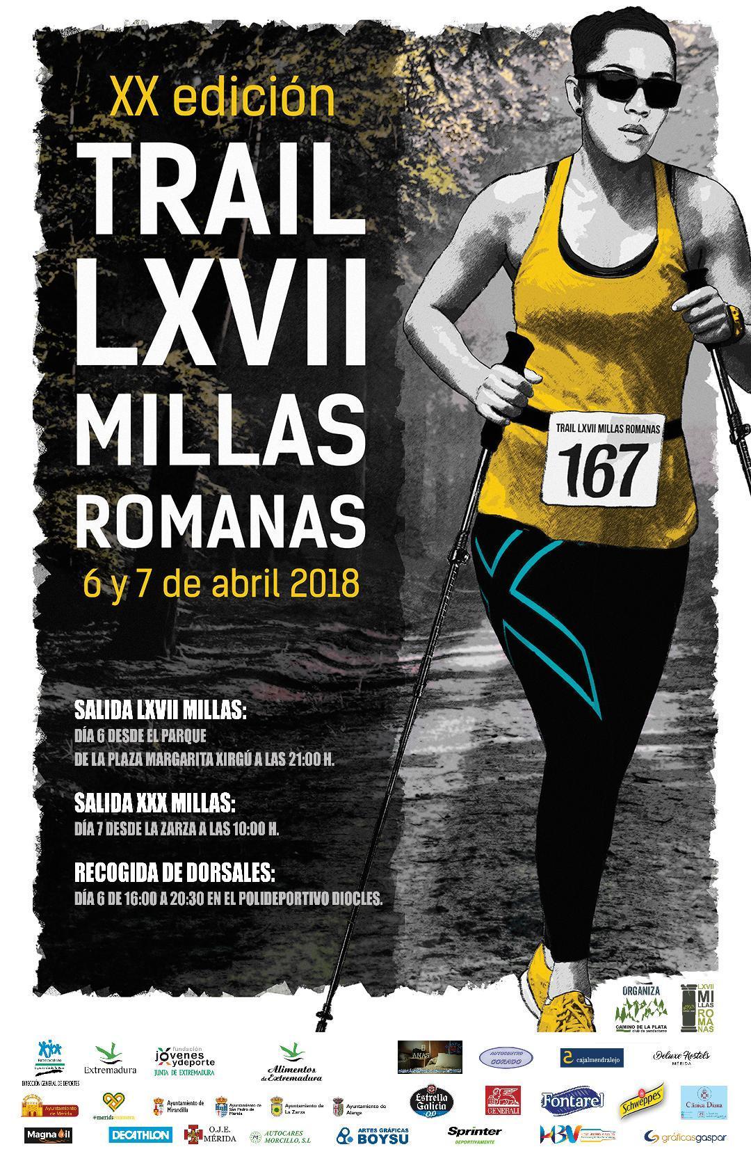 millas-romanas-2018-cartel