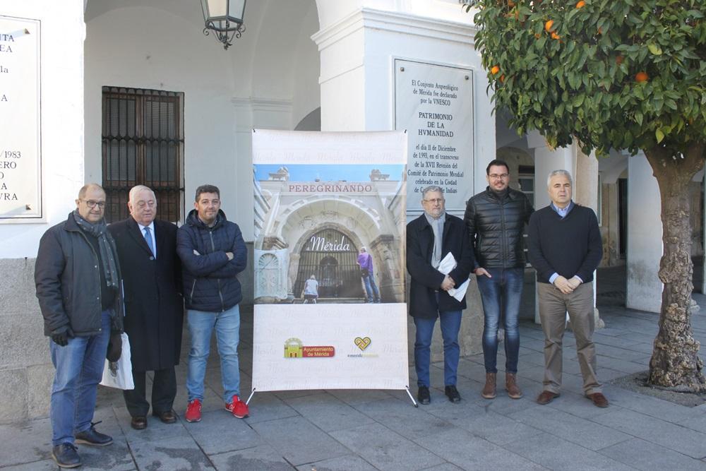 La promoción del Turismo Religioso centrará la apuesta de Mérida en Fitur