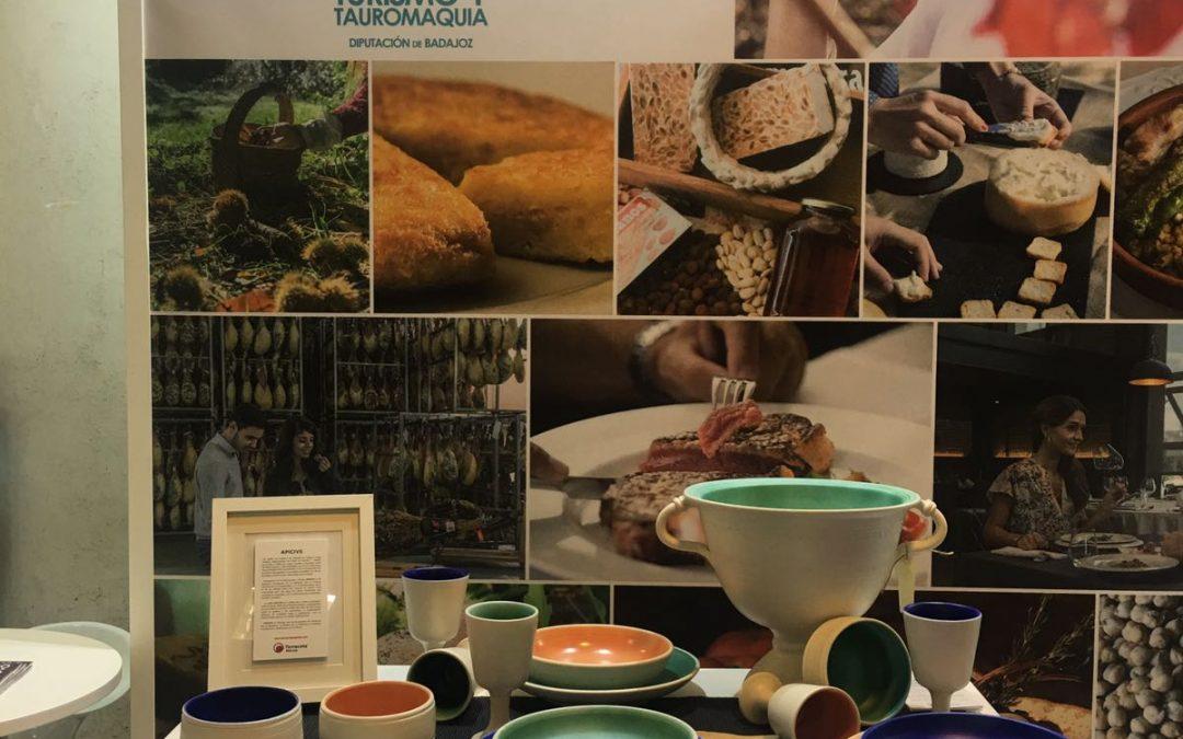 Mérida se promociona en Madrid Fusión 2018 con su gastronomía