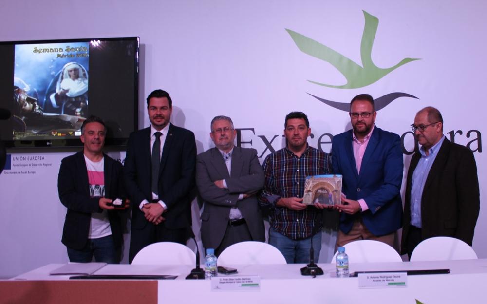Mérida se presenta en Fitur para recuperar el discurso histórico del turismo de Peregrinaciones