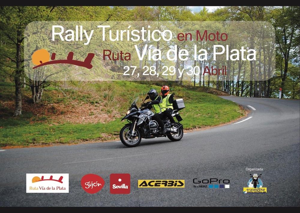 El I Rally turístico Ruta Vía de la Plata llega a Mérida mañana con un centenar de participantes
