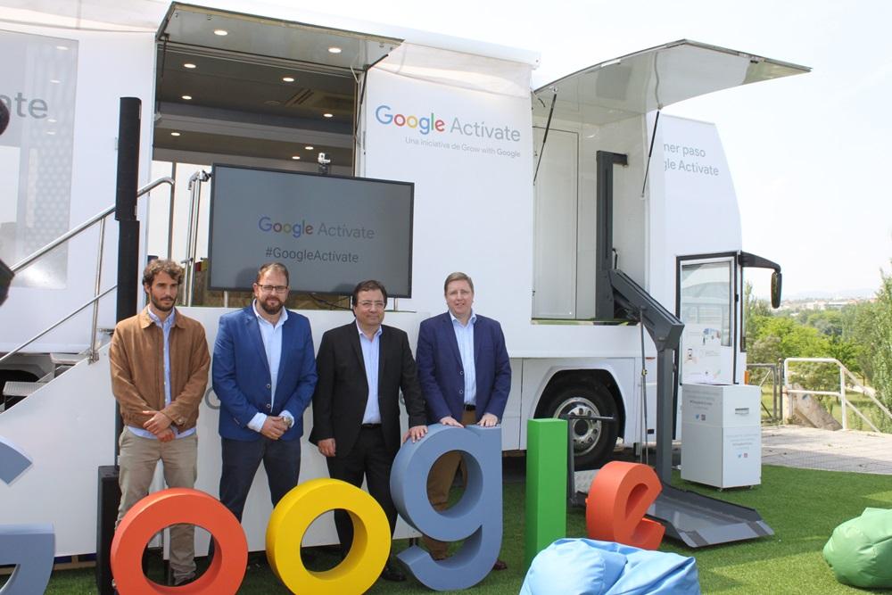 El Tour Actívate 2018 de Google llega a Mérida