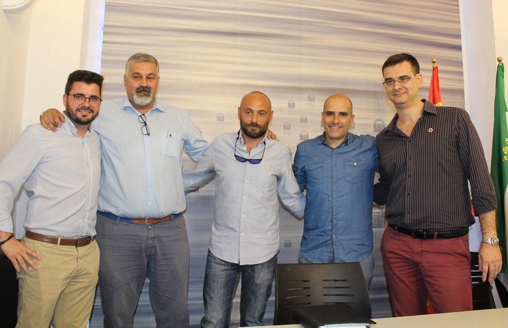 Impulso Mérida, un grupo de 32 empresarios locales se reúne mañana en el ayuntamiento