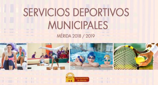 Servicios Deportivos 2018/2019