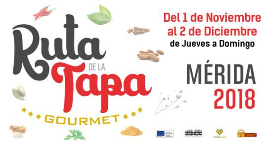 Ruta de la Tapa Gourmet 2018