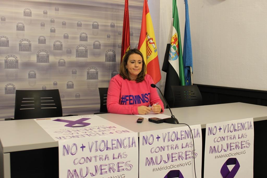 Igualdad programa diferentes actividades con motivo del Día contra la Violencia de Género