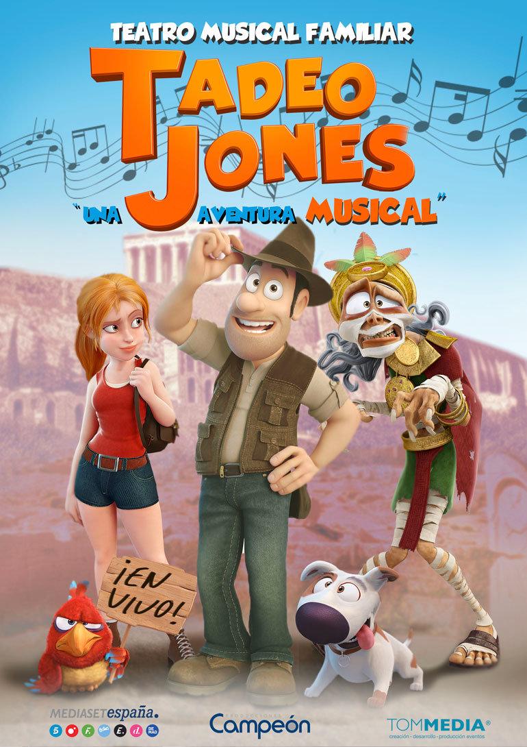 tadeo-jones-el-musical-cartel