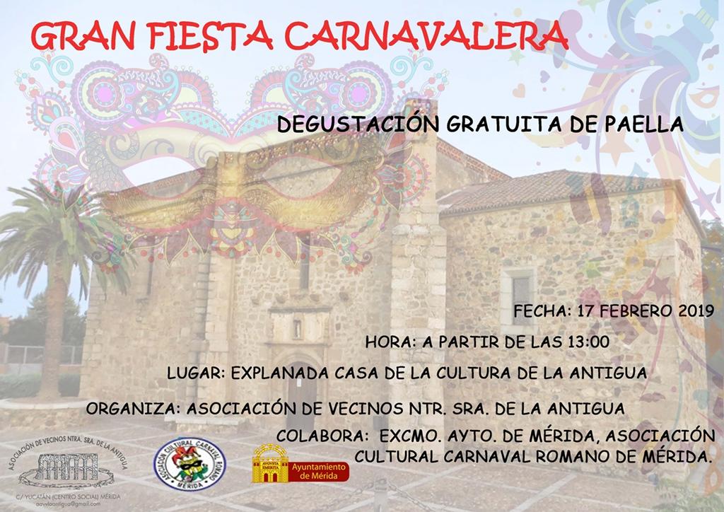 carnavalada-antigua-cartel