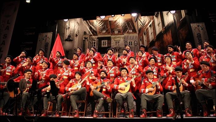 Resultado de imagen de El coro El Protestante, de Mérida