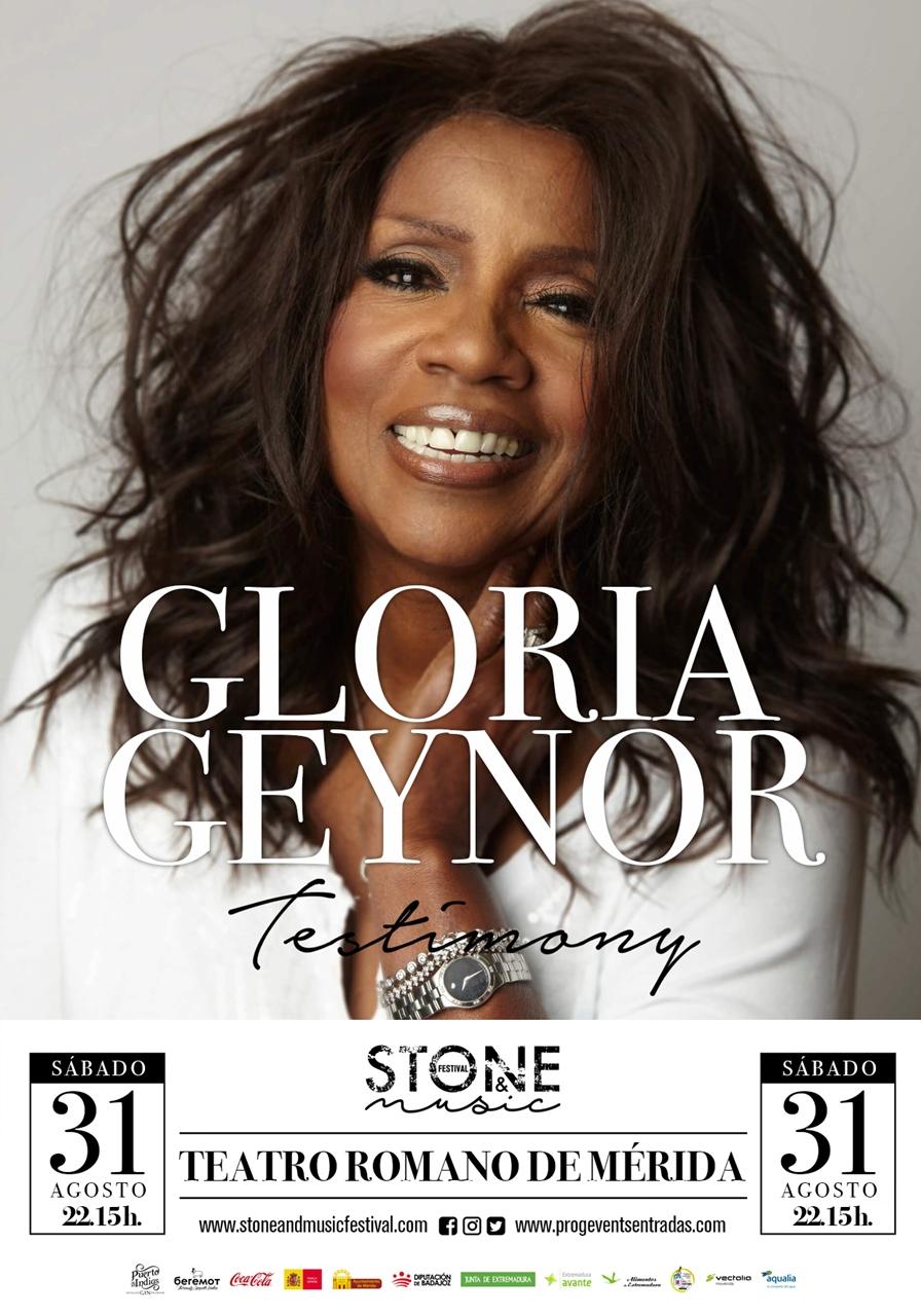 2019-stone-gloria-gaynor