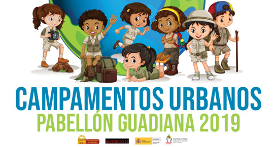 Campamentos Urbanos Verano Guadiana