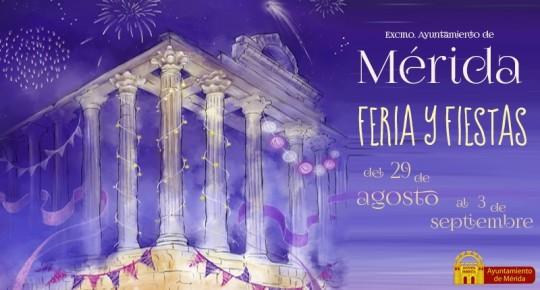 Feria y Fiestas de Mérida 2019