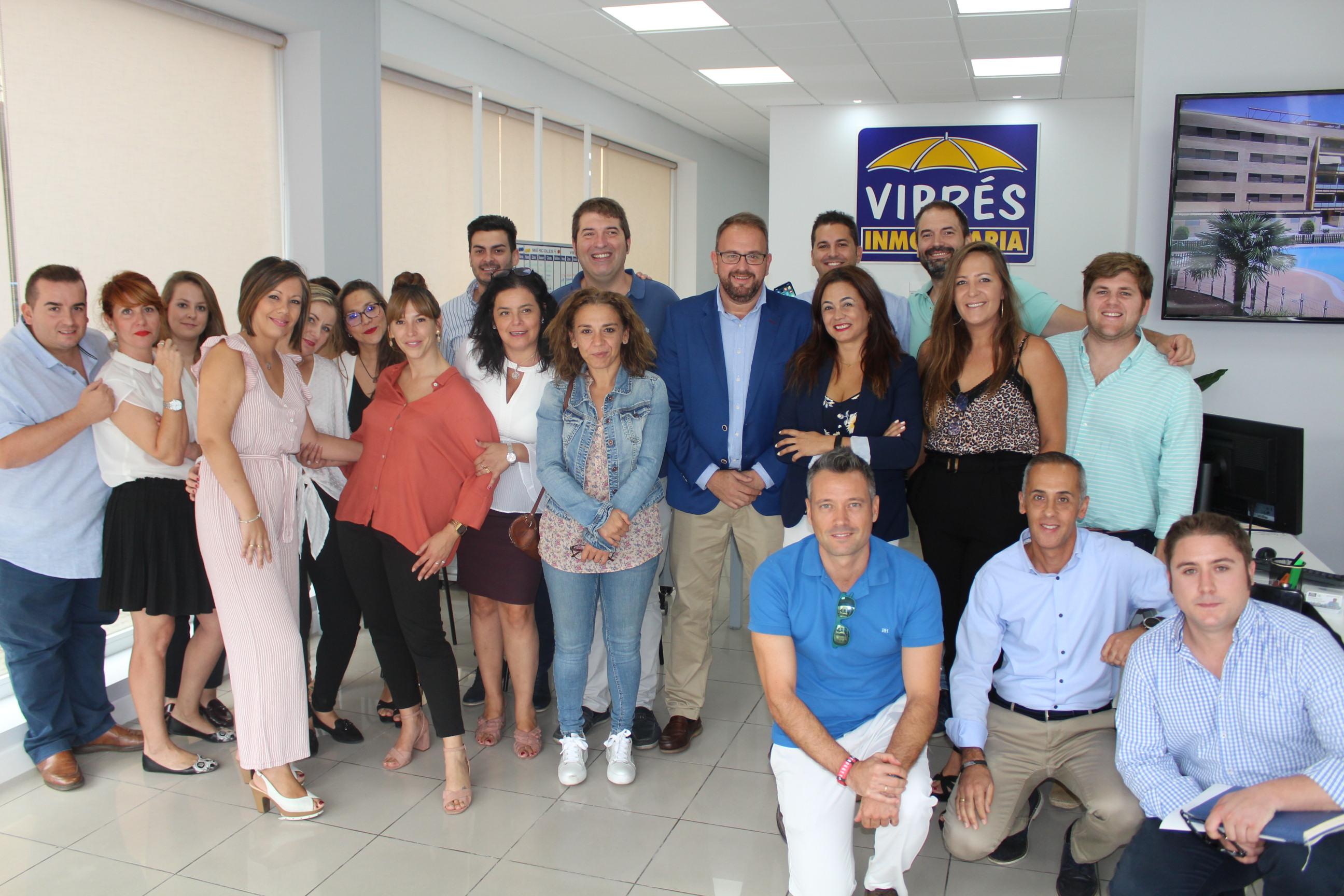 Visita Osuna a VIPRÉS