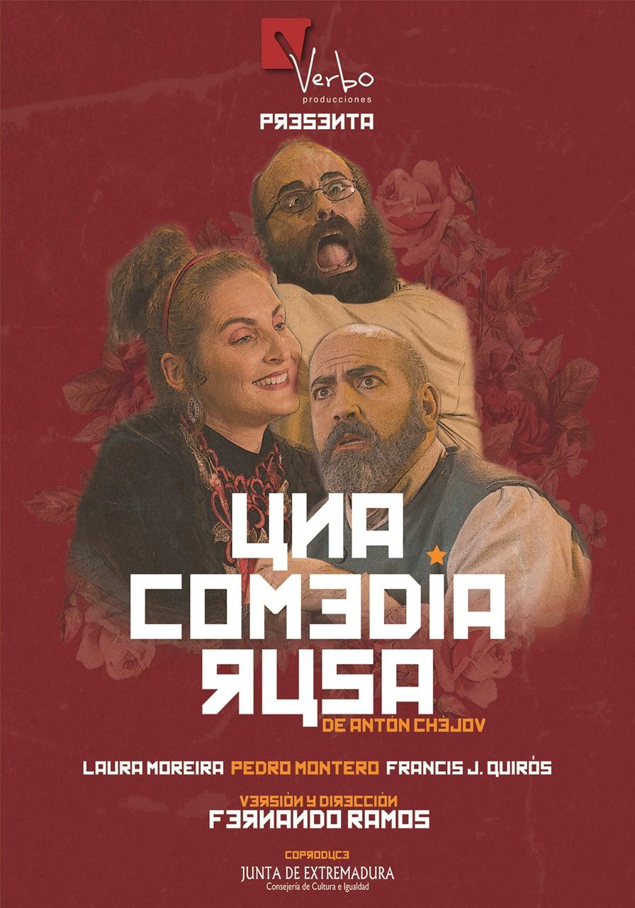 una-comedia-rusa-cartel