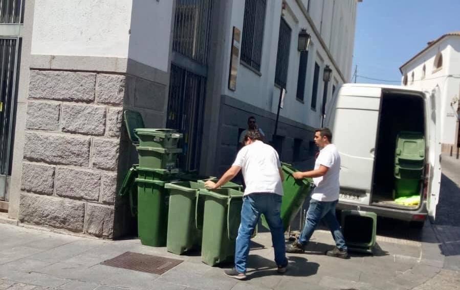 El dato de recogida de residuos sólidos durante la Feria es el mayor de la última década