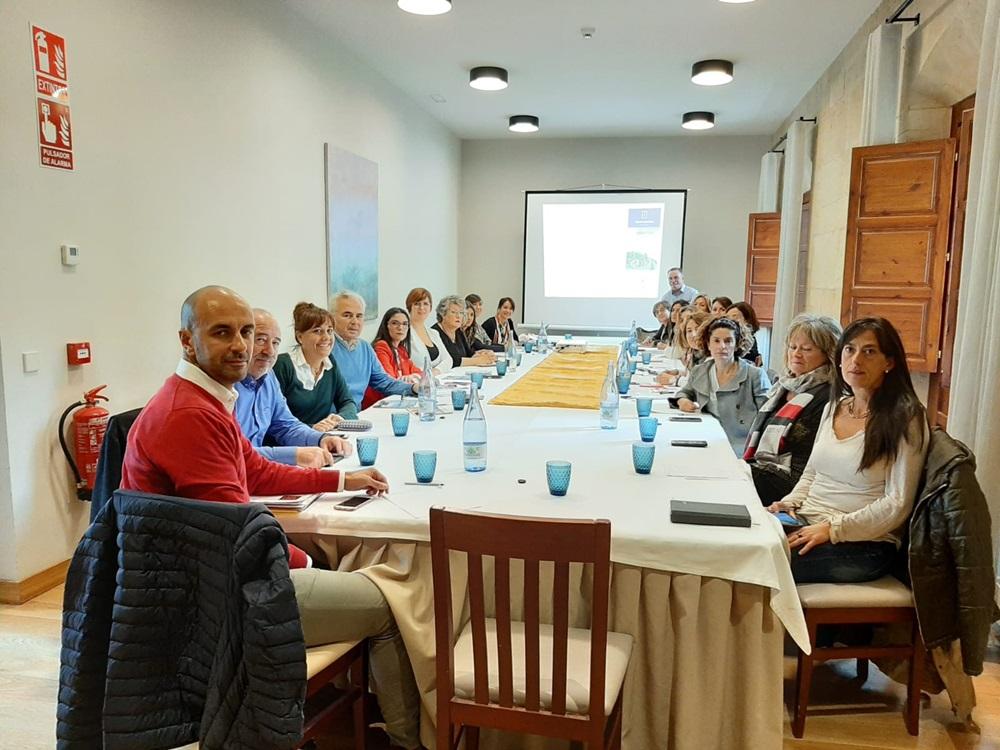 La delegada de Turismo asiste a la reunión de la Red de Ciudades en Cooperación en la Ruta de la Plata