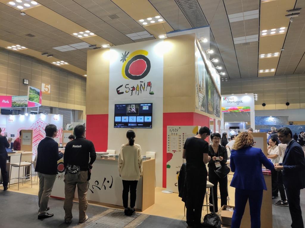 Mérida se promociona en la Feria de Turismo más importante de Japón junto con el GCPHE