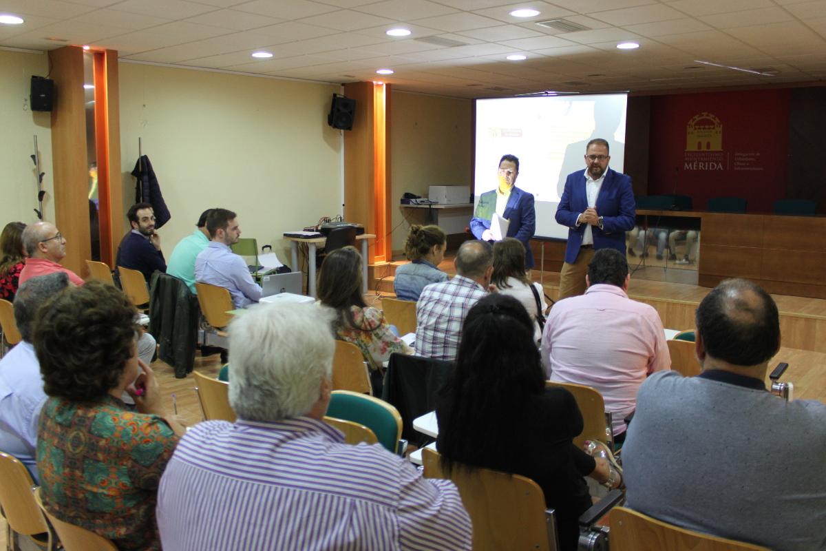 El Plan de Transformación Digital del Ayuntamiento se ha presentado hoy en una jornada técnica