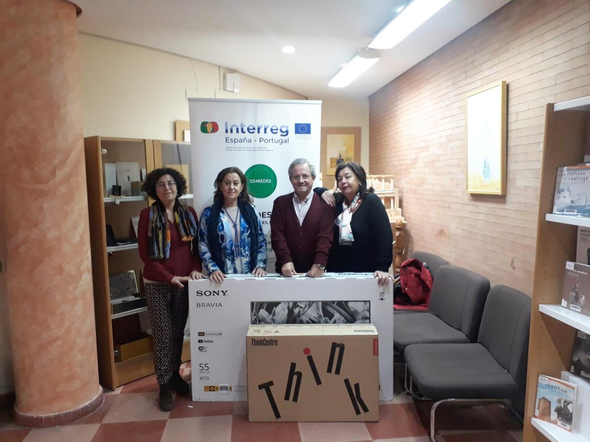 La biblioteca Juan Pablo Forner habilitará un Espacio Nubeteca para la lectura digital