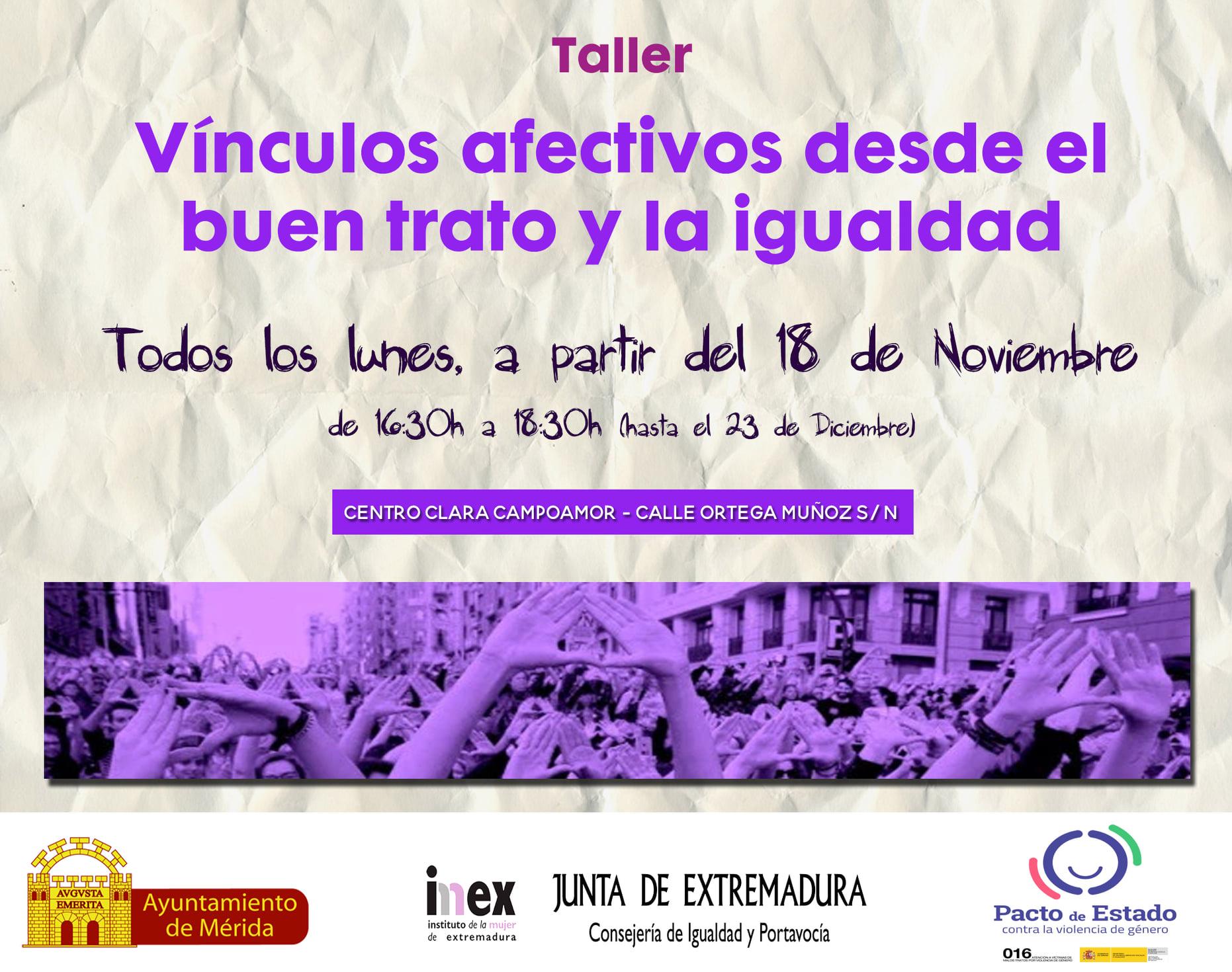 taller-vinculos-afectivo-cartel