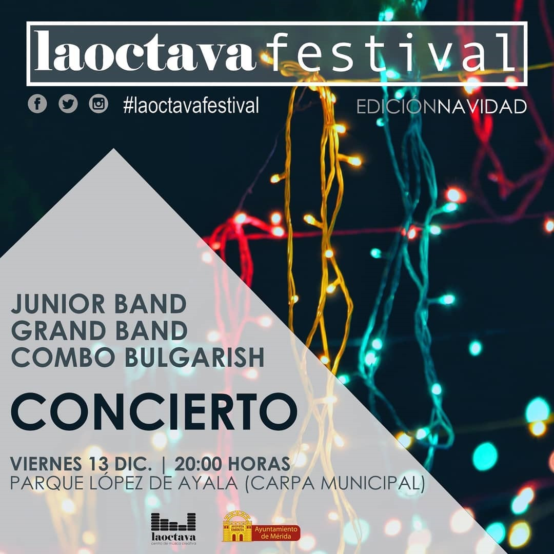 2019-laoctava-festival-navidad-cartel