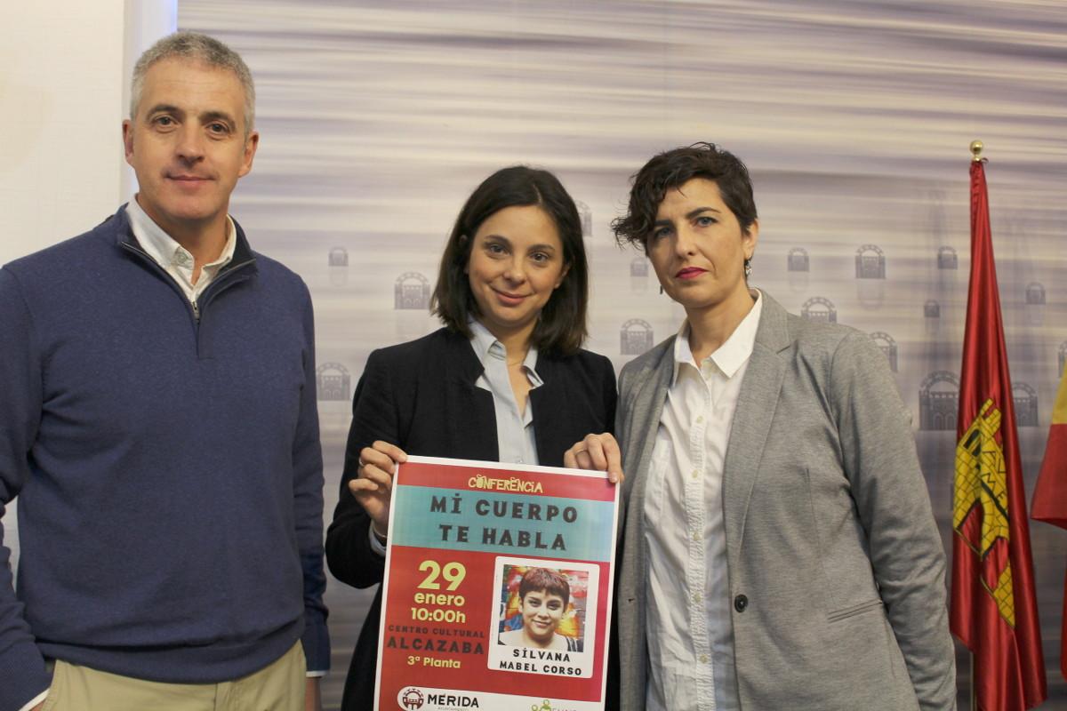 Charla Silvana Corso