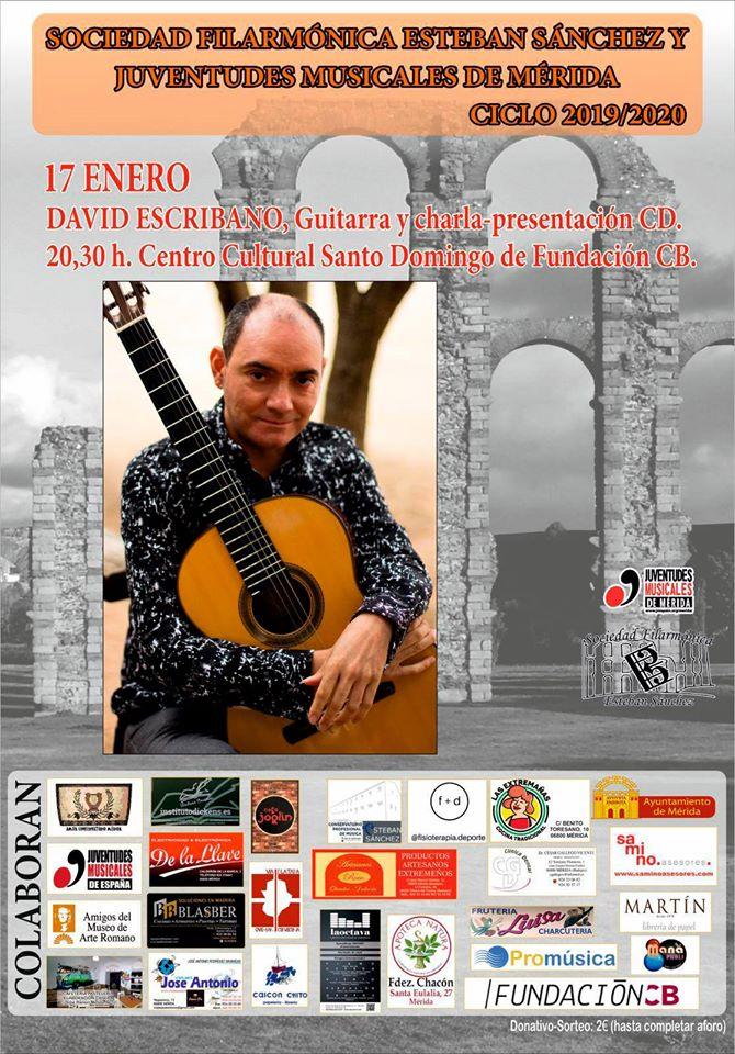 david-escribano-concierto-guitarra-cartel
