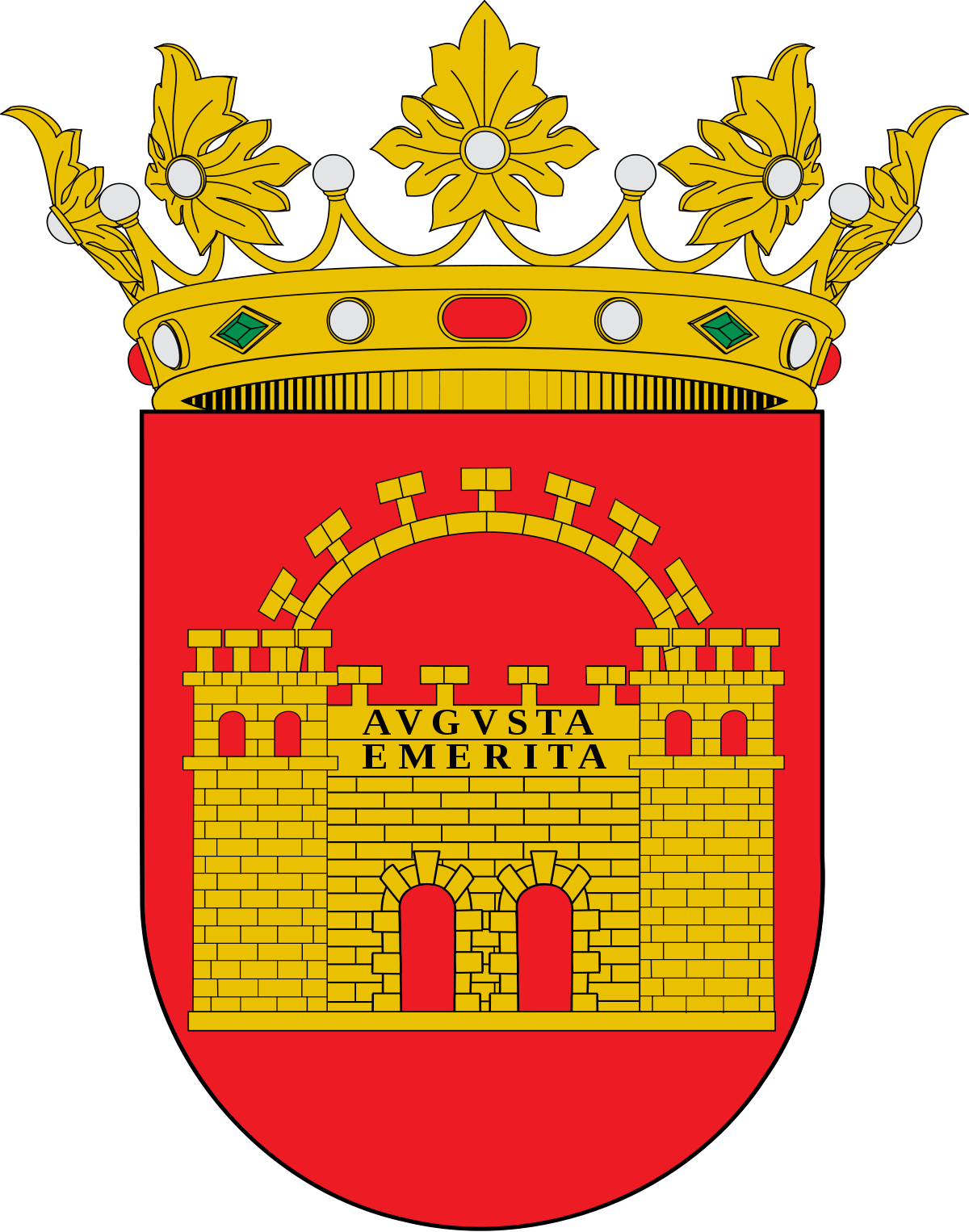 Escudo de Mérida