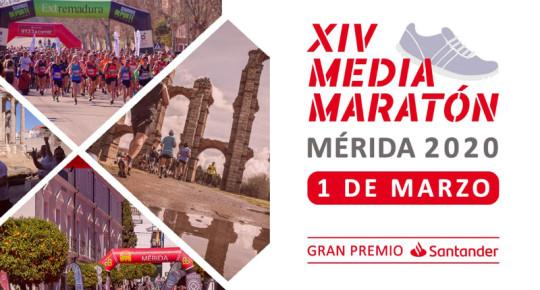 XIV Media Maratón Mérida