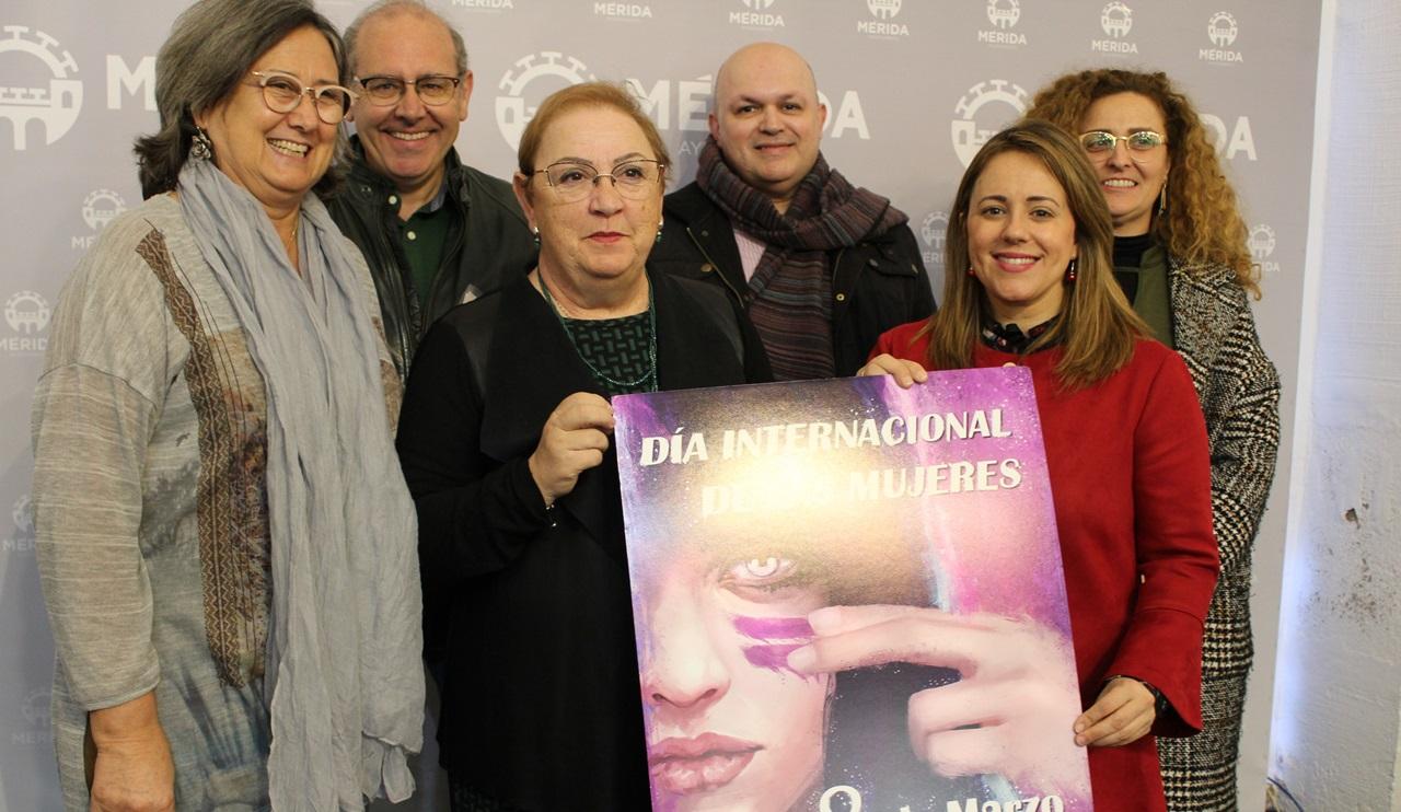 «La lucha sigue» es el lema del cartel que anunciará el 8 de Marzo