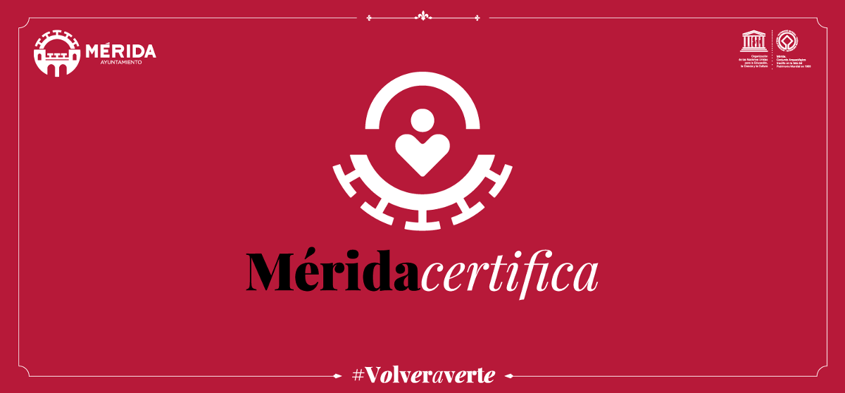 Sello Mérida Certifica